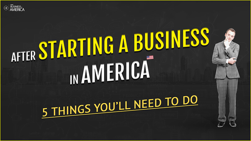 After Starting A Business In America As A Foreigner